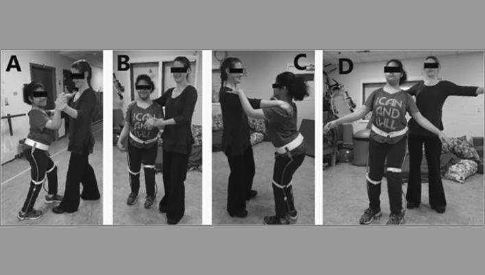 Photos of Juvenial Dancing Exercises