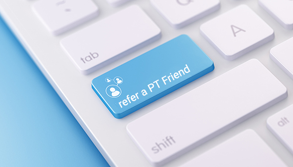 Refer a PT Friend